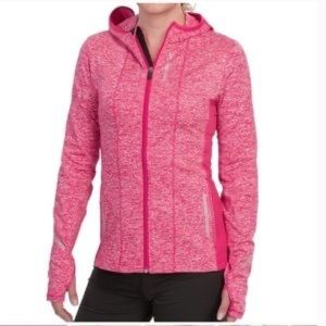 BROOKS Running Zip up hoodie jacket / top Size L